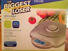 Taylor Biggest Loser Digital Food Scale 11 Lb