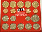 2009 US Uncirculated Mint Set 36 Coins 3rd Yr Presidents DC