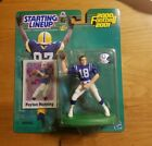 Peyton Manning INDIANAPOLIS COLTS 2000 NFL Starting Lineup football figure