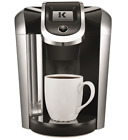 Single Serve Programmable K- Cup Pod Coffee Maker 12 oz brew size  Black