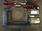 Canon EOS 1D X 181 Megapixel Digital SLR Camera Body Black USED