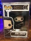 Funko Pop Game of Thrones Jon Snow Beyond the Wall Exclusive + Pop Stacks