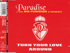 Turn Your Love Around [IMPORT] by Paradise (Feb-2001, Zyx)