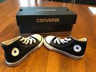 Converse All Star Chuck Taylor High top Infant Toddler Shoes SIZE 7 BLACK