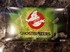 2016 Cryptozoic Ghostbusters sealed card Box sketch Autograph Slime Patch cards?