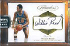2016-17 Flawless WILLIS REED Excellence Signature Auto GOLD PROOF! 1 1! HOF!