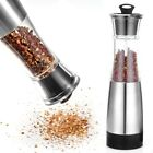 Stainless Steel Electric Kitchen Tool Salt Pepper Mill Spice Grinder Muller Tool
