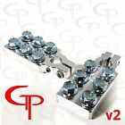 SAE 6 SPOT BATTERY TERMINALS GP CAR AUDIO V2 TOP POST HEAVY DUTY MADE IN USA