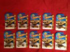 Hot Wheels 2017 Gold Ford Shelby GR 1 Concept Lot of 10 cars