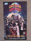 1994 Topps Universal Monsters Illustrated Deluxe Trading Cards Box Topper Poster