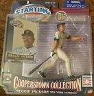 Starting Lineup 2 Reggie Jackson Cooperstown Collection Figure & Card nip