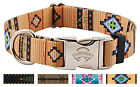 10 Country Brook Petz Premium Collars Country and Western Collection
