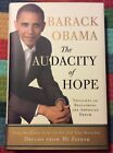 President Barack Obama Auto Autographed Signed Rare Book The Audacity of Hope 1