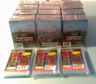 (300) BCW 3X4 TOP LOAD CARD Holder - Standard w 300 Ultra Pro Sleeves NEW