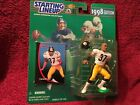 1998 CARNELL LAKE - Starting Lineup ,Pittsburgh Steelers.