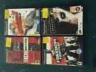 Playstaton 2 game lot of 4