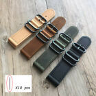 18 20 22 24mm Handmade Retro Genuine Leather Watch Bands Wrist Strap For Fossil