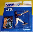 1996 JOHN VALENTIN Boston Red Sox Rookie - FREE s/h - sole Starting Lineup