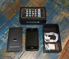 APPLE IPHONE 3GS 16Go NOIR IN BOX WITH CORDS ...