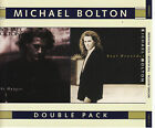 Michael Bolton The hunger / Soul provider 2CD SET DOUBLE Australian Import RARE