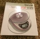Taylor Biggest Loser Digital Food Scale 66 Lb