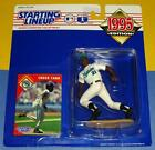 1995 CHUCK CARR Florida Miami Marlins Rookie - 00 s/h - sole Starting Lineup NM+