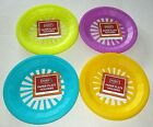 PAPER PLATE HOLDERS Set Of 4 ASSORTED COLORS