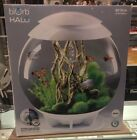 biOrb Halo Aquarium Bowl-White 16 Gal