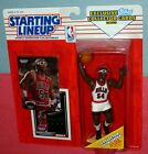 NM+ 1993 HORACE GRANT #54 sole Chicago Bulls -00 s/h- Rookie Starting Lineup NM+