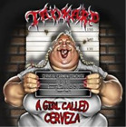 Tankard-A Girl Called Cerveza  (UK IMPORT)  CD with DVD NEW