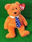 Ty Beanie Baby Pappa The Father's Day Bear Retired Special - MWMT -Free Shipping