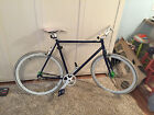 Fixed Gear Fixe bike custom flip flop hub bicycle bicycle road