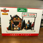 Used Lemax Christmas Trees & Wreaths Coventry Cove Table Accent Village