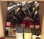 Mixed lot of Vintage Vacuum Tubes Radio and TV