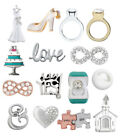 Origami Owl Wedding Charms Love Celebration Marriage New Exclusive and NLA