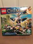 LEGO Legends of Chima Eagles' Castle (70011) great minifigures new retired