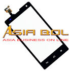 Touch Screen Digitizer Glass Lens For Huawei Ascend G740 Orange Yumo Honor 3C