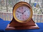 HAND-MADE SOLID CHERRY CLOCK STAND FOR 6