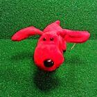 MWMT Ty Beanie Baby Rover The Dog 1996 Retired PVC Plush Toy - Free Shipping