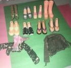Bratz Doll Shoes And Clothes Lot