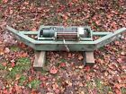 """Ramsey Winch 8000lb With Bumper.""""Peace Keeper"""" Dodge"""