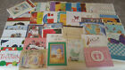 LOT 60 ASST GREETING CARDS ENV10 EABDAYGET WELLSYMPTHANK YOUBLANK+++