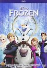 Frozen  DVD NEW 2014  Animated Kids Family Adventure SHIPPING NOW