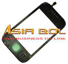 Touch Screen Digitizer Glass Lens For Samsung Galaxy Y S5360 Black