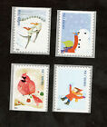 4937 4940 Winter Fun Set Of 4 Mint nh Free Shipping Offer A 3