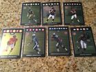 2008, 2010, 2013 and 2014 Topps Chrome football sets
