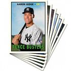 2017 TOPPS TBT #86 AARON JUDGE FROM SET 15 FENCE BUSTERS