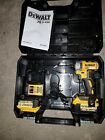 dewalt impact driver dcf887m2 brand new with 2x 4ah batteries and t stak kit box