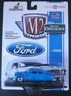 1:64 M2 Machine 1949 Mercury Die cast Model Car with Blister Card