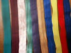 Mix lot assorted 20 yard colors foe fold over elastic 5 8 20 x1 y ship from US